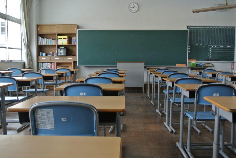 中学校HR教室